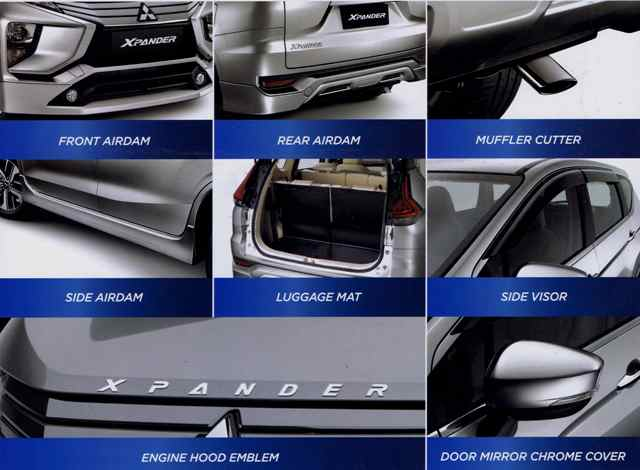 Xpander for Exterior xpander ultimate